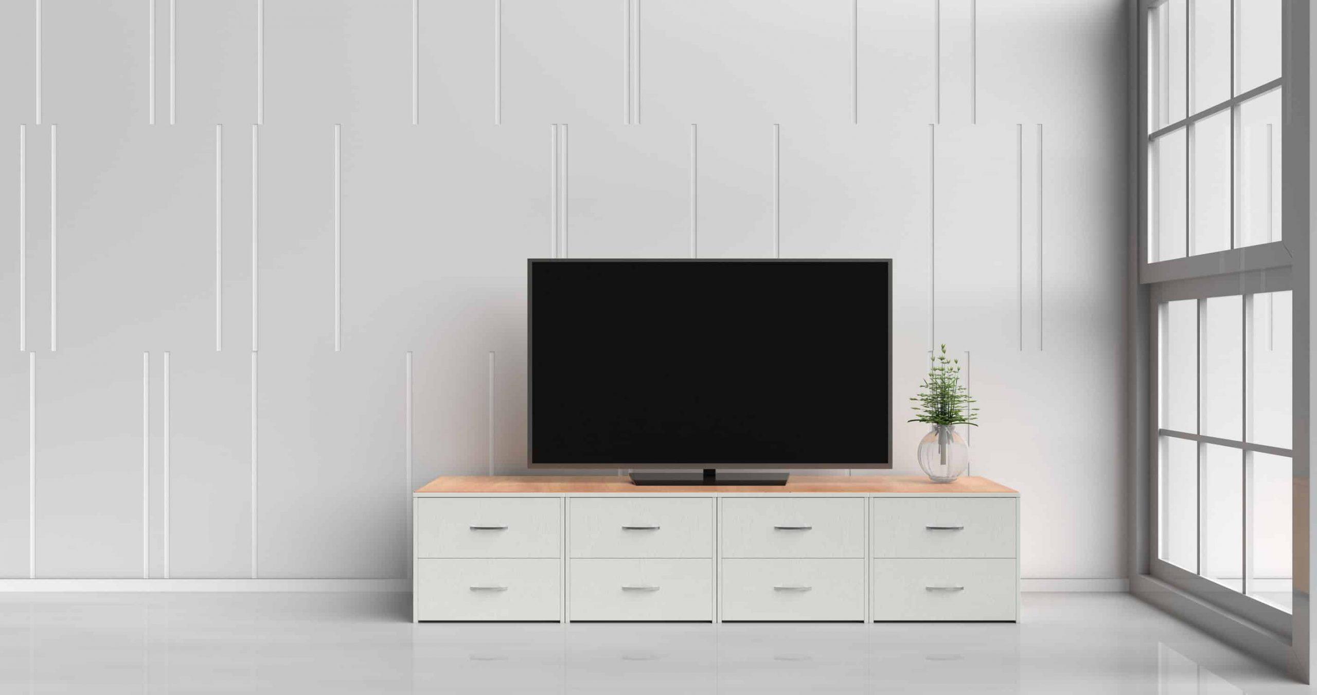 Muebles para TV: ¿Cuáles son los mejores del 2021?