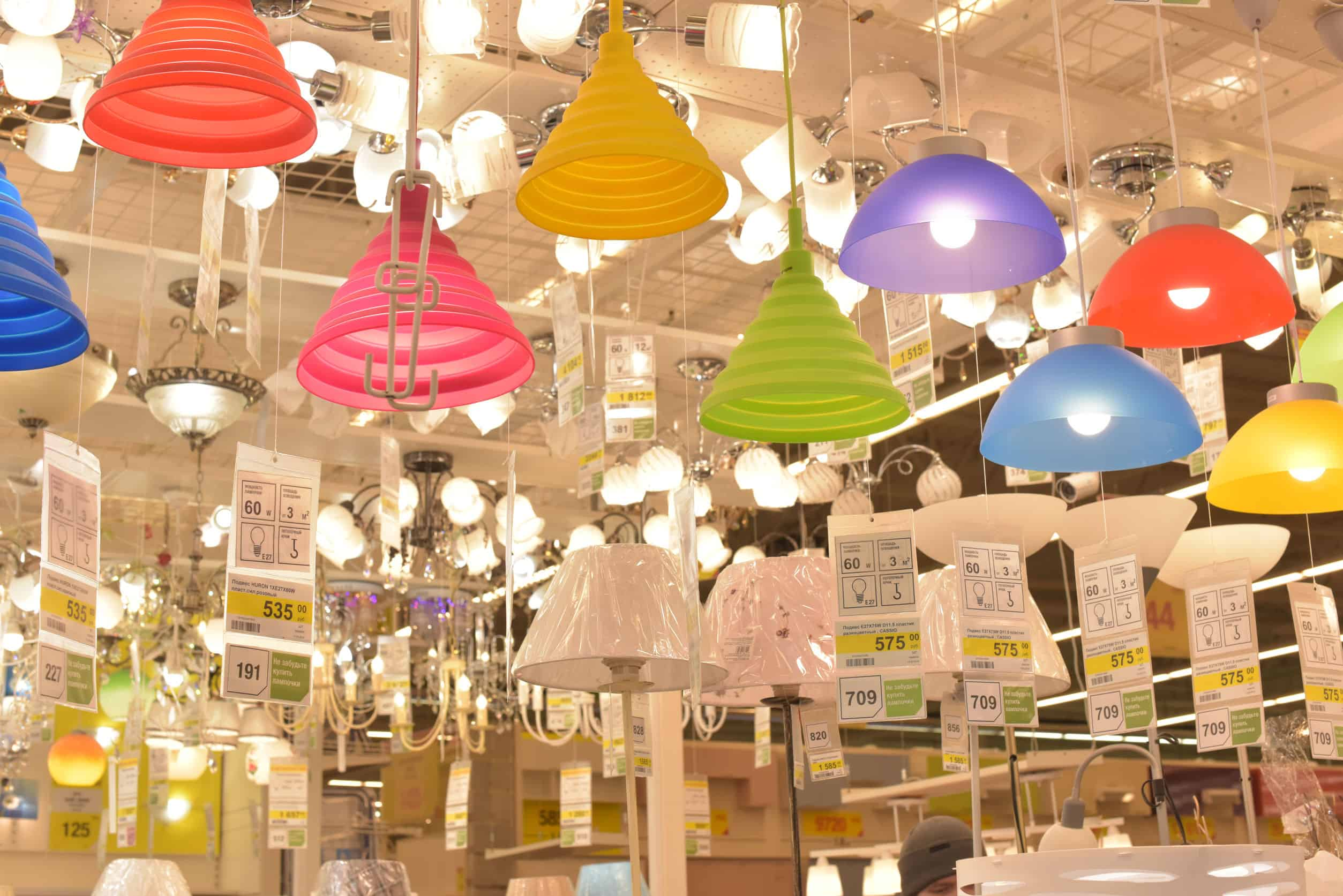 Lámparas: ¿Cuáles son las mejores del 2021?