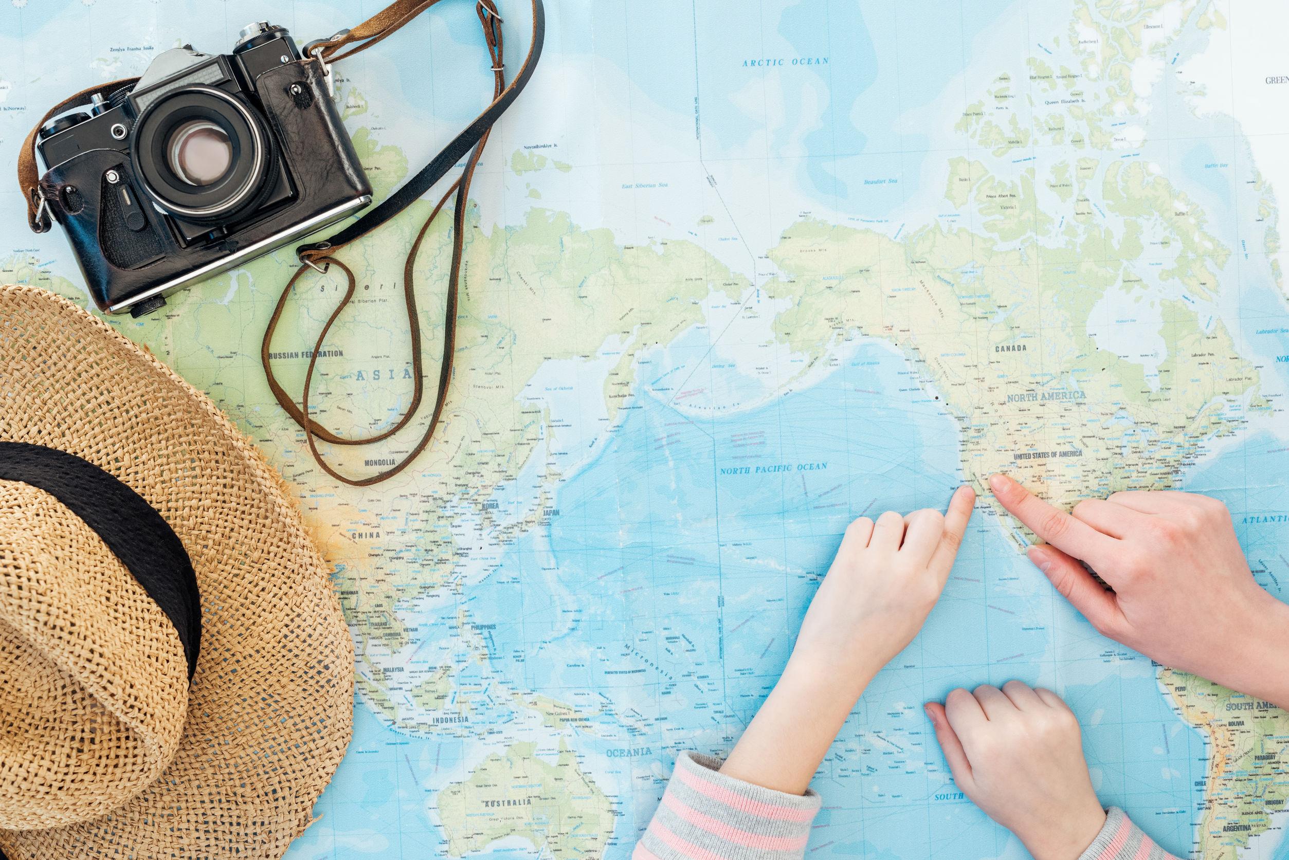Mapa: ¿Cuál es el mejor del 2021?
