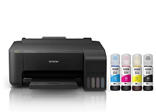 Epson Impresora Ecotank L1110, tanque de tinta a color para Hogar, USB