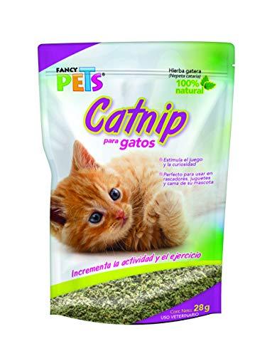 CATNIP P/GATOS 28 G