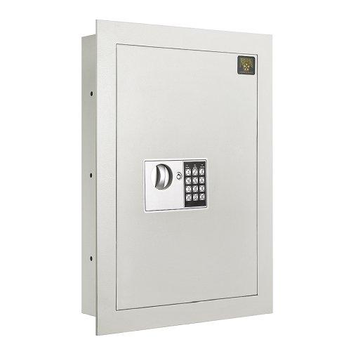 Plano electrónico pared caja fuerte oculta 0.83CF para grandes joyas security-paragon Lock & seguro