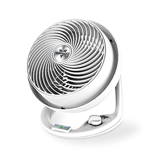 Vornado 610DC Energy Smart Ventilador circulador de aire mediano con control de velocidad variable