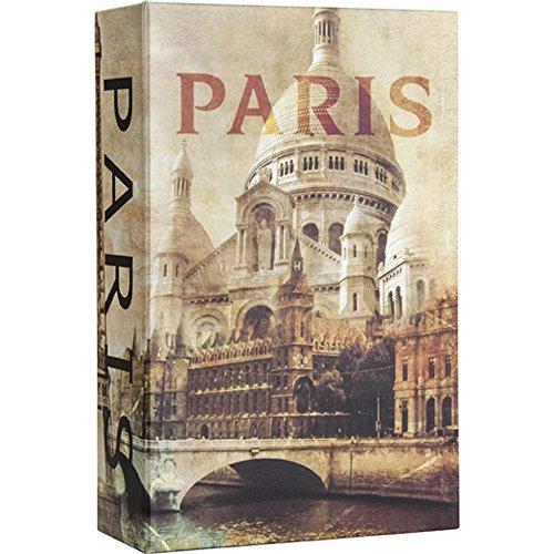 Barska CB12362 Paris - Caja de seguridad con candado de combinación