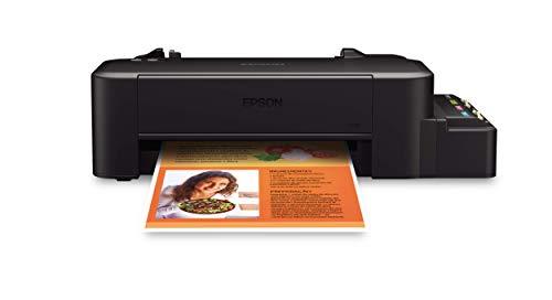 Epson Impresora Ecotank L120, tanque de tinta a color